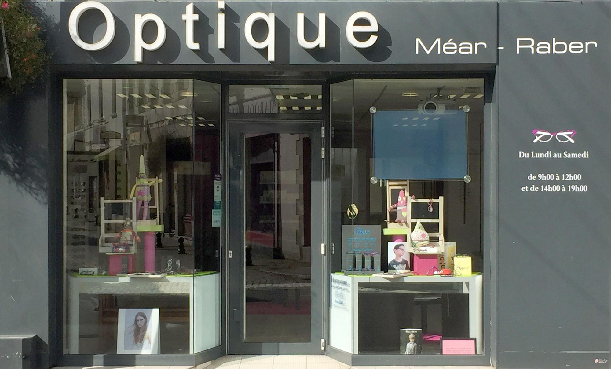 e29ea34d12 La Boutique - Optique Méar-Raber à Landivisiau,